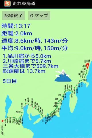走れ東海道
