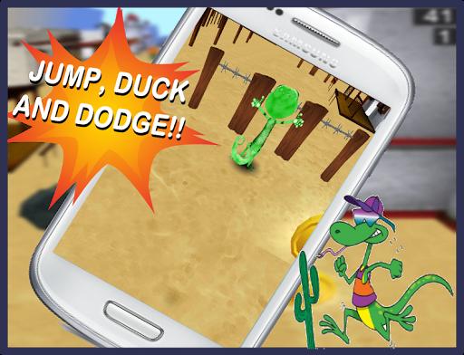 Lizard Run (リザードラン3D:スピードダッシュ)|玩賽車遊戲App免費|玩APPs
