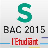Bac S 2015 avec l'Etudiant