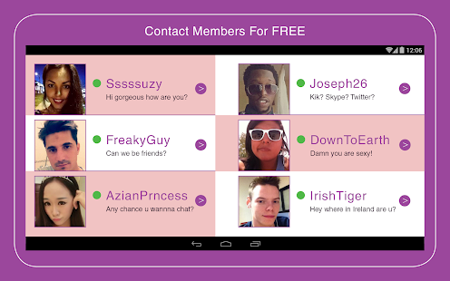 SmooshU - Chat, Date And Love - screenshot thumbnail