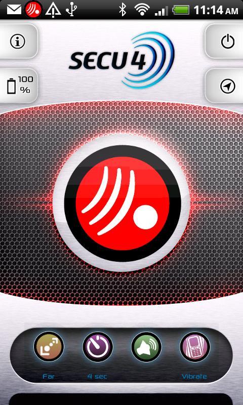 SECU4Bags- screenshot