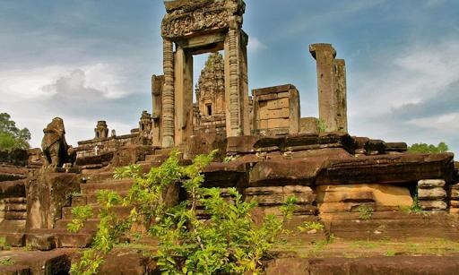 カンボジアの壁紙