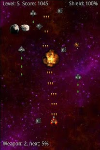 K-Space Shooter HD - screenshot thumbnail