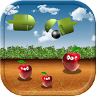 Bombs On Apples LWP icon