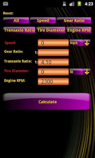 GearCalc - screenshot thumbnail