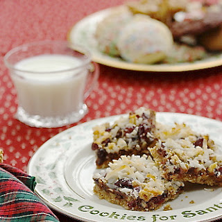 Lightened-Up Seven Layer Bars