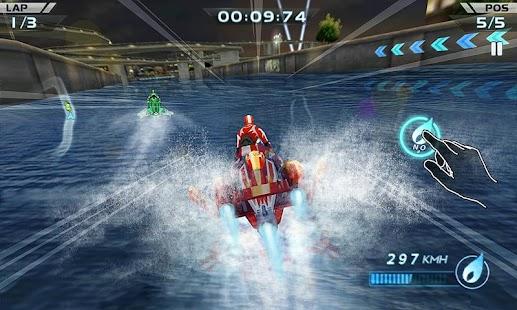 Powerboat Racing 3D Screenshot 3