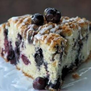 Blueberry Breakfast Cake.