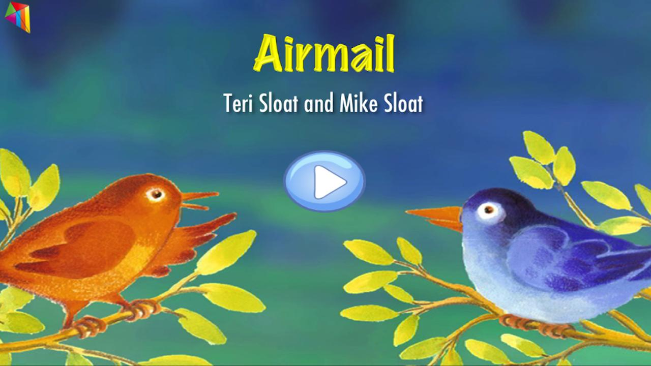 Airmail- screenshot