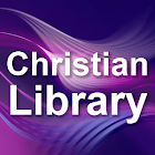 Christian Bible Library icon