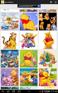 玩個人化App|bear wallpaper免費|APP試玩