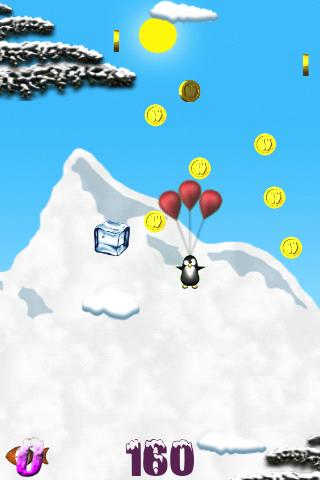 Penguin Quest Lite- screenshot