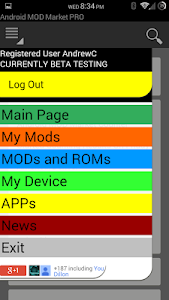 MOD Market PRO for Android v55.0