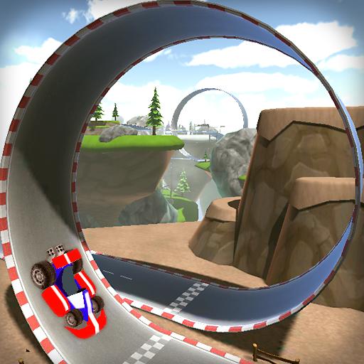 速度特技赛:跑车 體育競技 LOGO-玩APPs