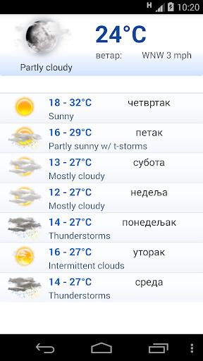 Vremenska Prognoza Zagreb