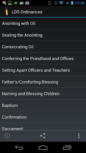 LDS Ordinances