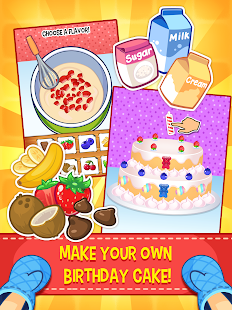 My Birthday Party -  Cakes, Gifts and Friends!- screenshot thumbnail
