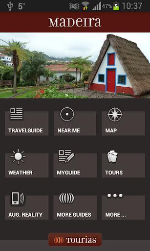 Madeira Travel Guide - Tourias