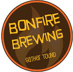 Logo of Bonfire Whiskey Barrel Aged Tent Pole Vanilla Porter
