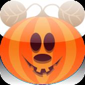 Halloween Pumpkin Widget