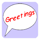 Greetings free icon