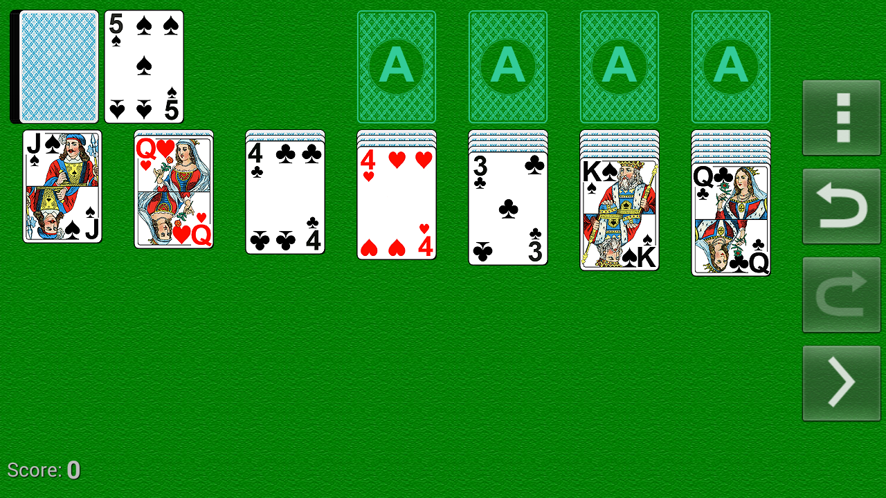 Solitaire-Spider-FreeСell- screenshot