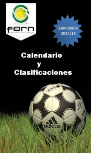 Futbol ElForn 2014 15
