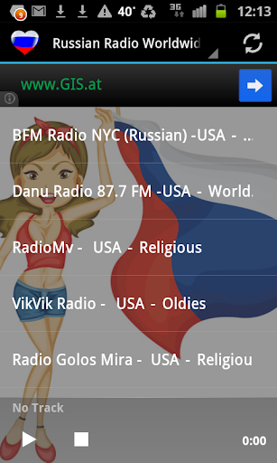 【免費音樂App】Russian Radio Music & News-APP點子