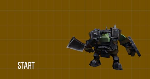 Shooter Box - Orc Sniper