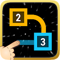 Space Dots - Brain Puzzle Game icon