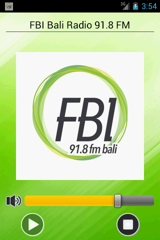 FBI Bali Radio 91.8 FM