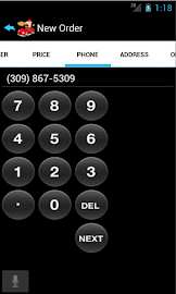 Delivery Droid Free Screenshot 4