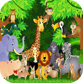 Jungle Games For Kids Free