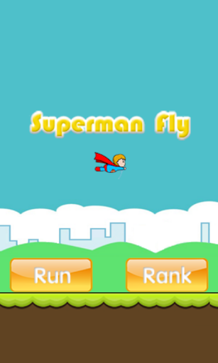 Superman Fly