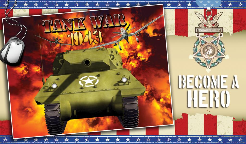 Tank-War-1943 12