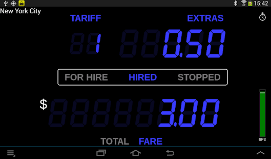 Taximeter - screenshot thumbnail