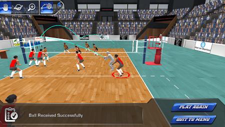 VolleySim: Visualize the Game 1.11 screenshot 715565