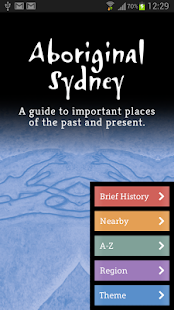 Aboriginal Sydney- screenshot thumbnail