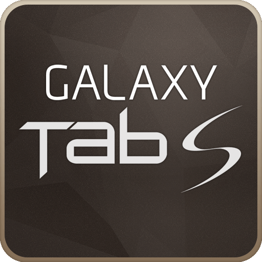 GALAXY Tab S 體驗-Tablet LOGO-APP點子