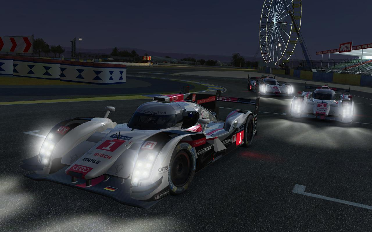 Real Racing 3: captura de pantalla