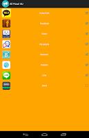 Screenshot of All Read 4U (Read Messenger)