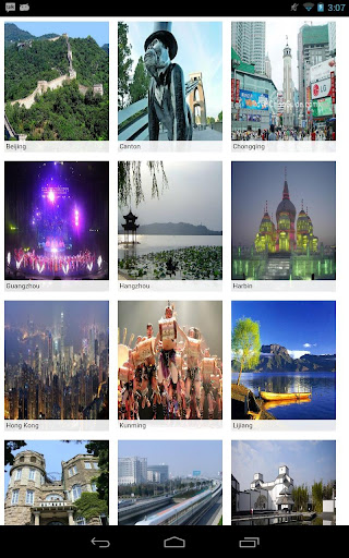 China Offline Travel Guide