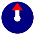 Floating Compass icon