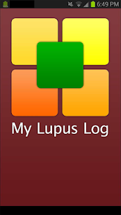 My Lupus Log - screenshot thumbnail