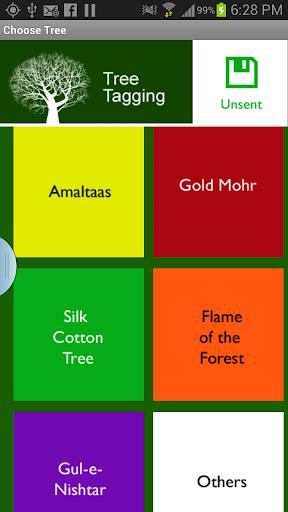 Punjab Tree Tagging