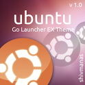 Go Launcher EX Ubuntu HD Theme icon
