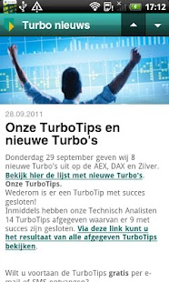 ABN AMRO Turbo - screenshot thumbnail
