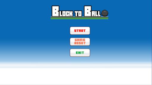 Block To Ball