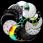Widgets horloges analogiques icon