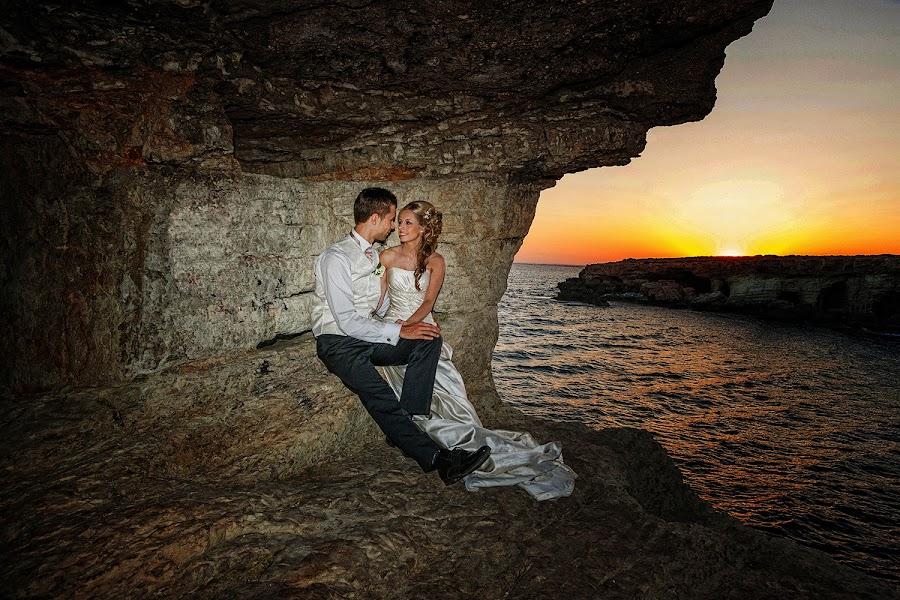 Sunset dreams by Mandy Christodoulou - Wedding Bride & Groom ( ayia napa weddigns, cape greko bride, cyprus weddings, weddings in cyprus )